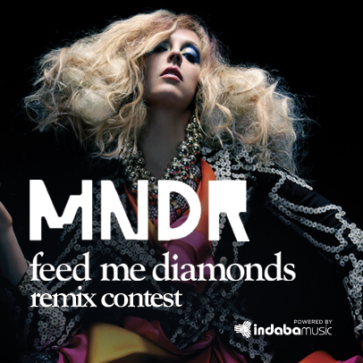 MNDR - Feed Me Diamonds (El Buho Remix)