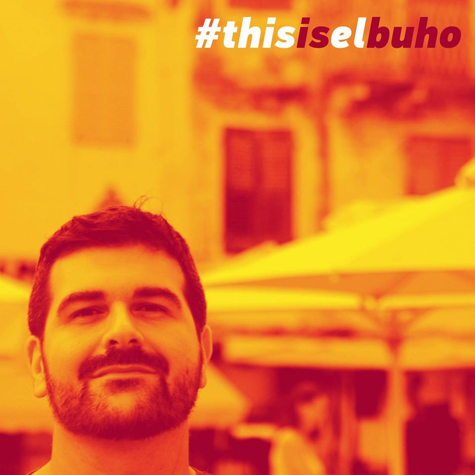 El Buho - The First Heartbeat (single cover)