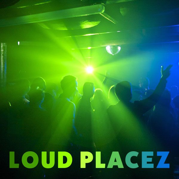 Loud Placez - Spotify playlist by El Buho.